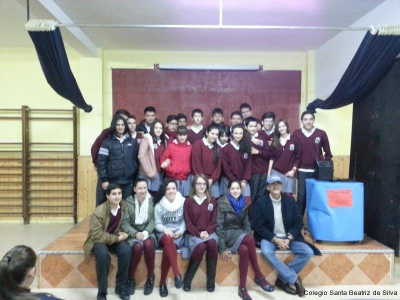 Colegio Santa Beatriz De Silva 187 Blog Archive Maktub