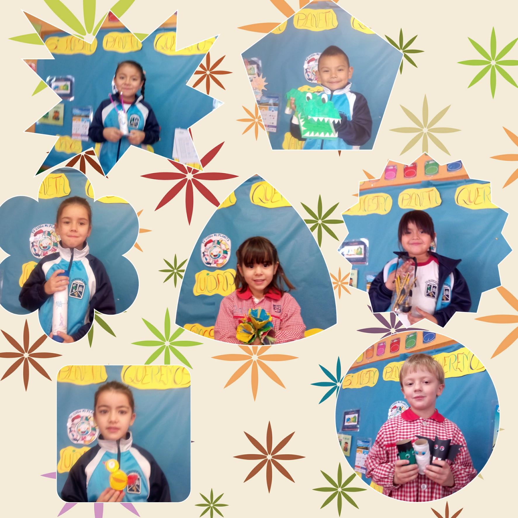 Colegio Santa Beatriz de Silva » Blog Archive Reciclando en Infantil